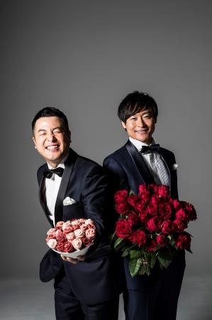 和牛の水田信二が結婚!挙式はいつで婚約者は誰なの?
