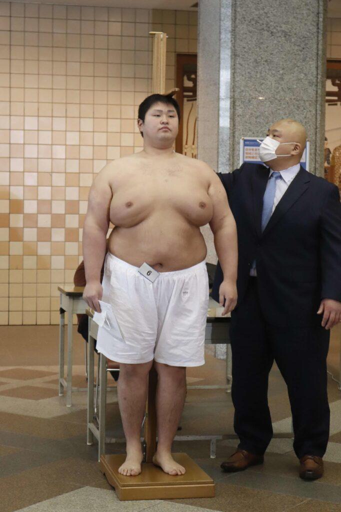 相撲の菅野陽太(かんのようた)のプロフィール力士情報!部屋と四股名!