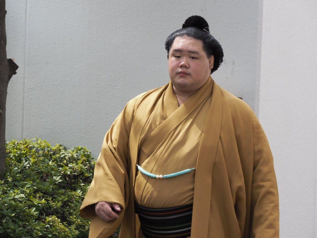 大相撲の明生力はかわいい!名前の読み方とインスタとプロフィール