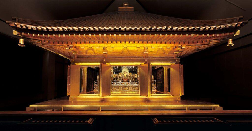 中尊寺金色堂が黄金の理由は?ミイラの一般公開はいつで画像も紹介