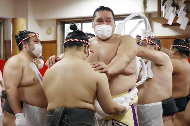 照ノ富士の土俵入りの型は不知火型か雲竜型か?奉納土俵入りはいつ?